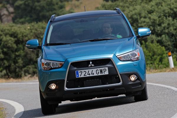 Mitsubishi ASX, lo probamos