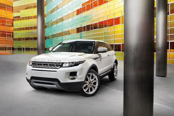 Nuevo Range Rover Evoque, el Baby Range