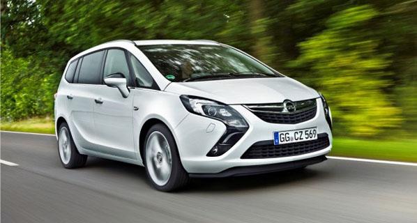 Opel Zafira Tourer ecoFLEX 130 CV