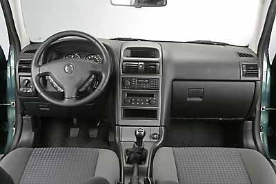 Opel Astra CDTI 80 CV