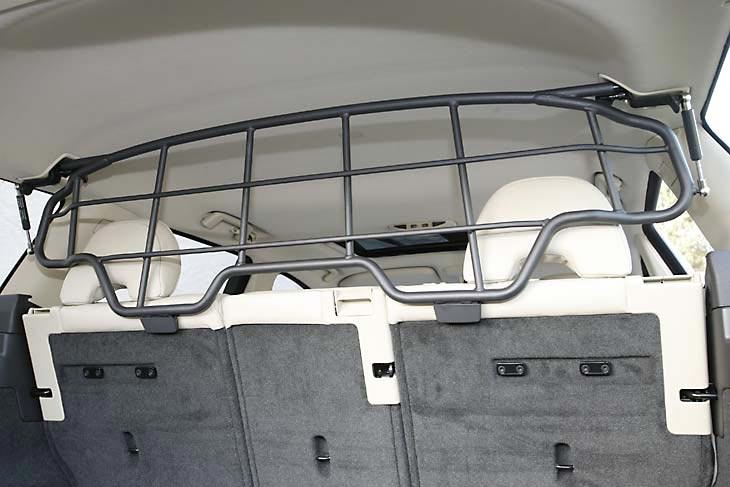 Volvo V70 D5: interiores