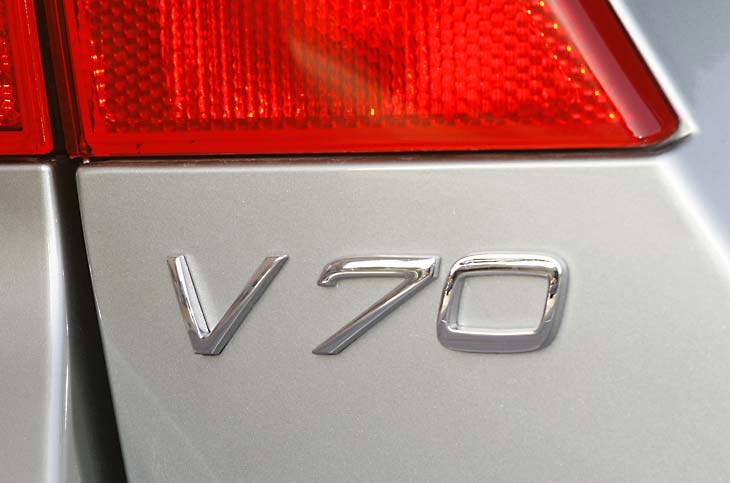 Volvo V70 D5: detalles