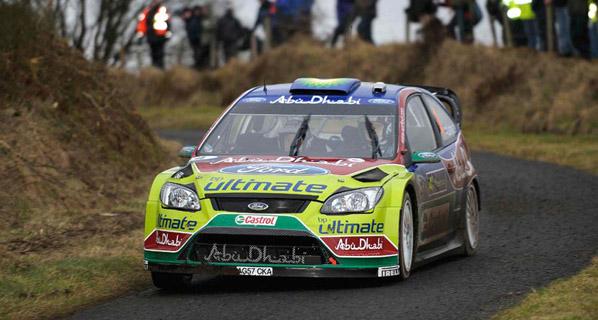 WRC: Publicado el calendario de 2010