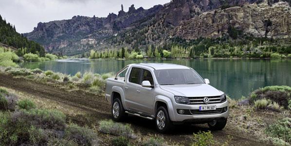 El Volkswagen Amarok llega a España