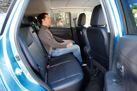 Ford Kuga 2.0 TDCI 4WD, Mitsubishi ASX 200 DI-D y Nissan Qashqai 2.0 dCi 4x4