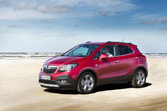 Conducimos el nuevo Opel Mokka