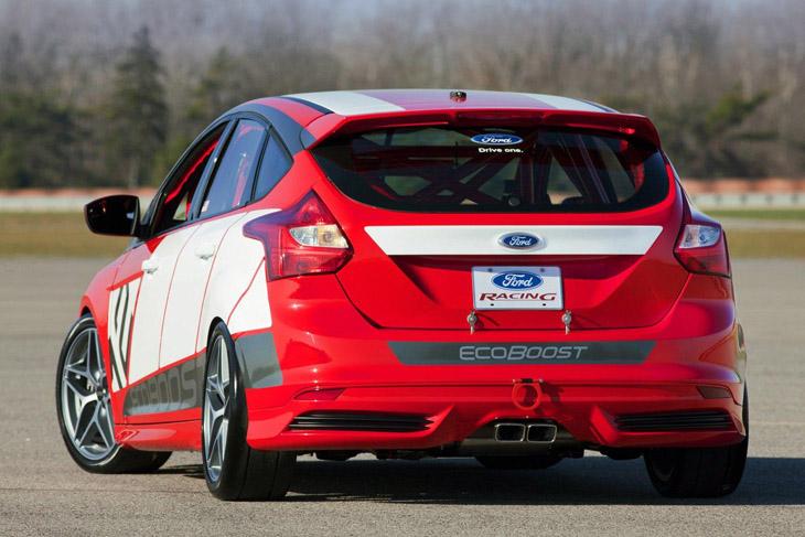 Ford Focus Race Car Concept.