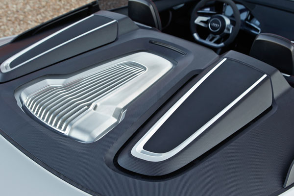 Audi e-Tron el contacto definitivo