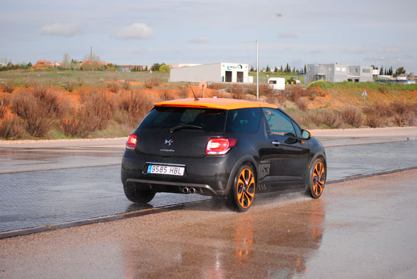 Citroën DS3 Racing/Mini John Cooper Works/Peugeot RCZ 1.6 THP