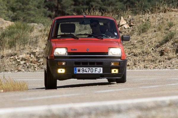 Renault 5 Copa Turbo