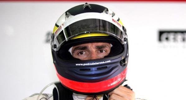 F1: De la Rosa ficha por HRT