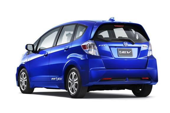 Honda Jazz y Fit EV eléctrico