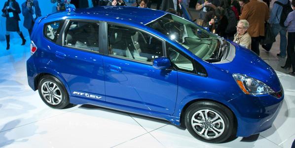 Honda Jazz EV eléctrico