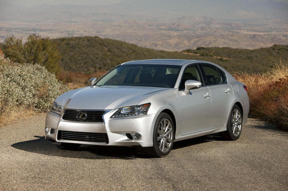 Nuevo Lexus GS 250.