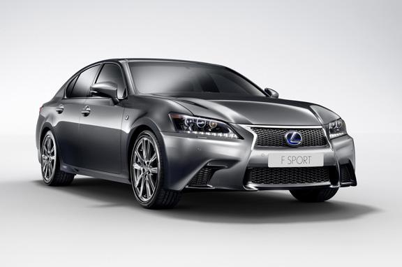 Nuevo Lexus GS 250