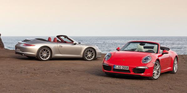 El Porsche 911, el coche con menos fallos