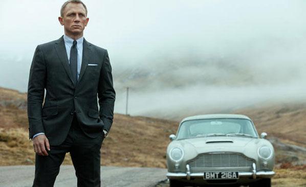 Daniel Graig, 007, se sacar el carné en Nueva York