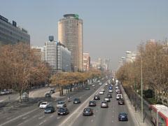 Crecer junto a una autopista afecta al desarrollo pulmonar