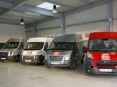 Gran análisis de furgonetas
