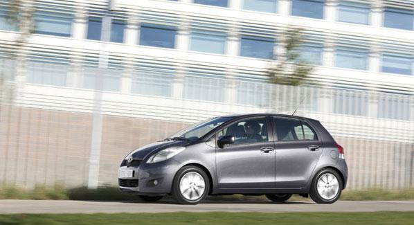 Toyota anuncia pérdidas por 1.209 millones de euros