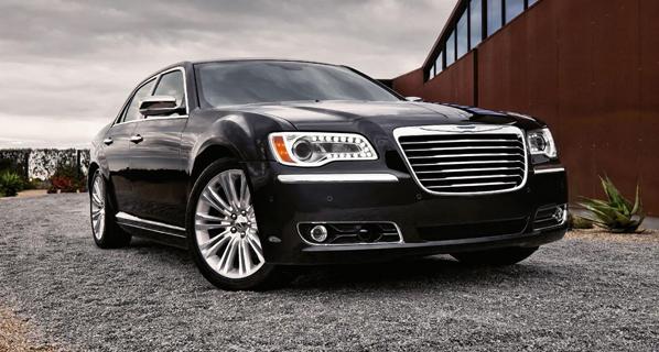Primeros datos oficiales del Chrysler 300
