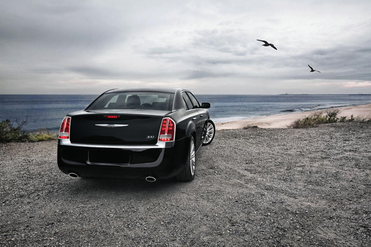 Nuevo Chrysler 300.