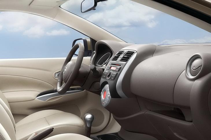 Nuevo Nissan Sunny.