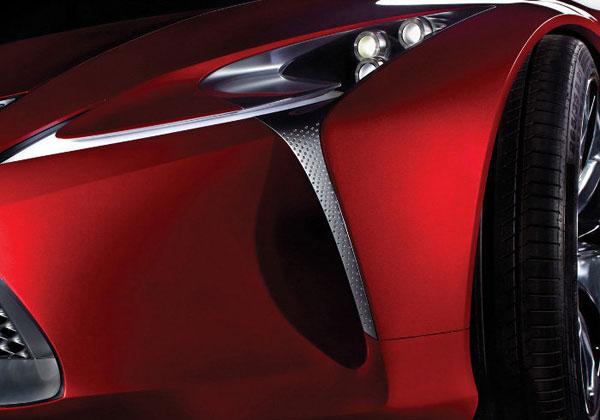 Lexus LF-LC Concept: diseño de futuro