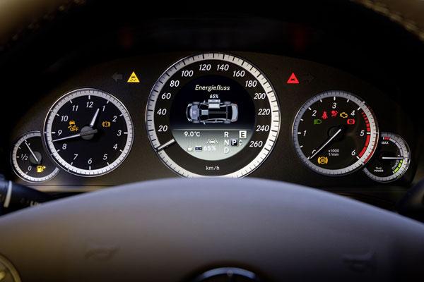 Mercedes Clase E 300 BlueTEC HYBRID: otro híbrido Diesel