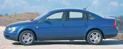 Volkswagen Passat TDi V6 / Volkswagen Passat TDi V64Motion