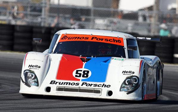 García quinto en Daytona