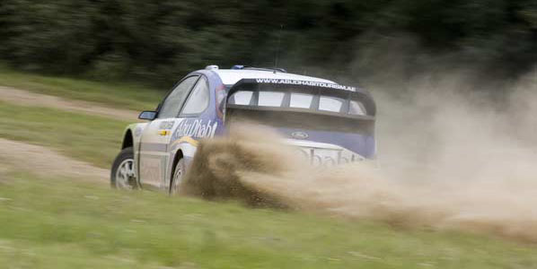 Ford Focus RS WRC '07