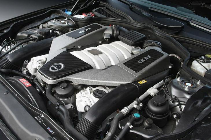 Mercedes SL CK63 RS Carlsson