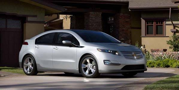 Chevrolet Volt, el eléctrico