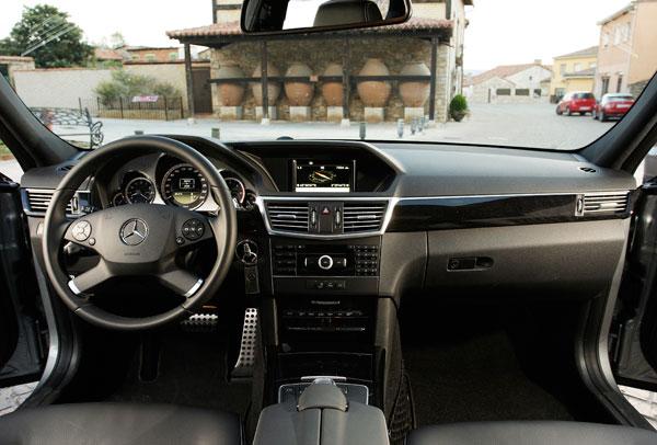 Audi A6 2.0 TDI, BMW 520d, Jaguar XF 2.2 Diesel y Mercedes E 250 CDI