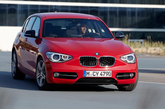 El BMW Serie 1 estrena nuevos motores