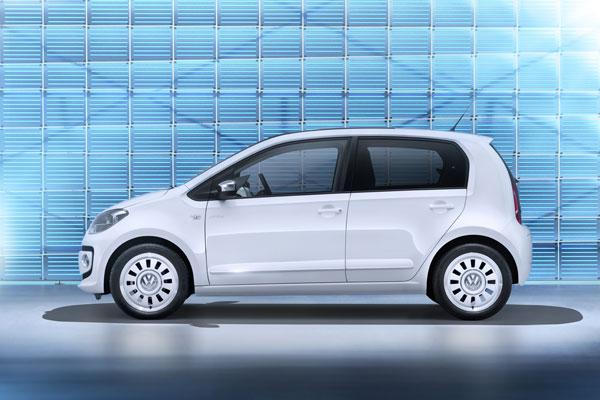 Volkswagen up cinco puertas, la pequeña familia crece