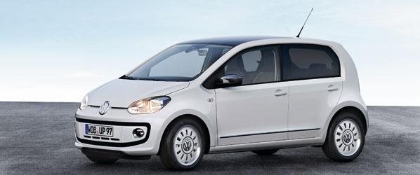Volkswagen up! cinco puertas, la pequeña familia crece