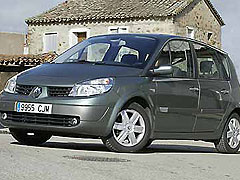 Renault Mégane Scénic 1.5 dCi LXD