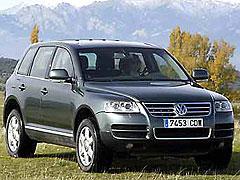 Volkswagen Touareg V10