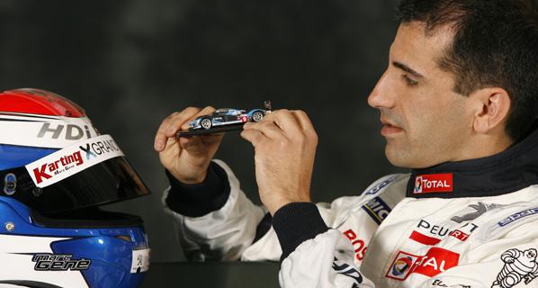 Peugeot desvela su programa deportivo de 2010