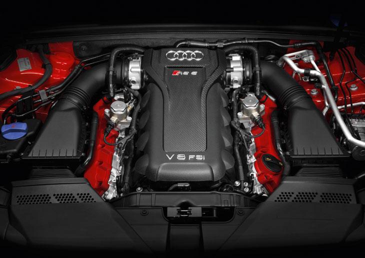 El nuevo Audi RS5 en Ginebra