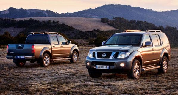 Novedades en Nissan: Navara y Pathfinder