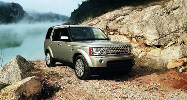 Land Rover Discovery 4 S Snow Edition