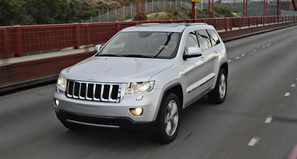 Llega el Jeep Grand Cherokee Diesel