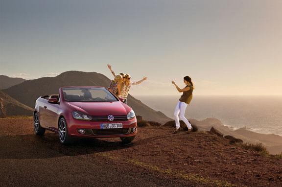 Nuevo Volkswagen Golf Cabriolet