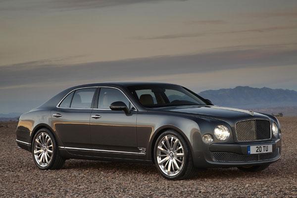 Nuevo Bentley Mulsanne Mulliner