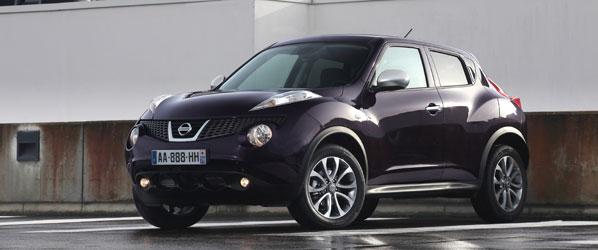 Nissan Qashqai y Juke mejoran sus gamas