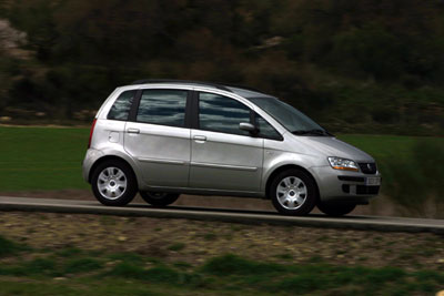 Fiat Idea Multijet