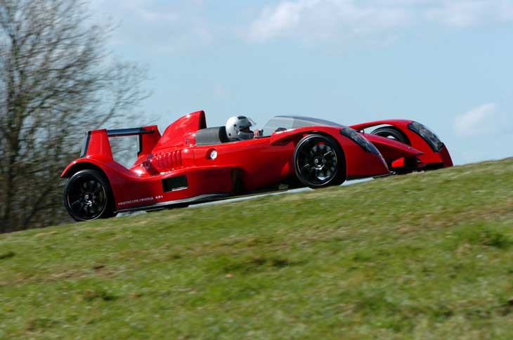 Caparo en Goodwood